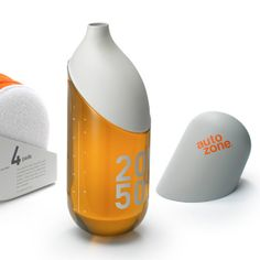 Auto Zone (Student Work) on Packaging of the World - Creative Package Design Gallery