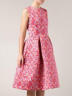 Mary Katrantzou 'astere' Dress - Luisa World - Farfetch.com