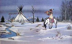 Flute Player by Doc Tate Nevaquaya Native American Artwork, Native American Artists, American Indian Art, Native American History, Native American Indians, Native Indian, Native Art, Sioux, Cherokee