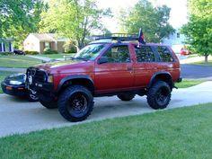 1995 Nissan Pathfinder                                                                                                                                                     More