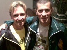Craig Fry and Leonid Shvetsov Comrades 2012 A Way Of Life, Marathons, Athletes, Che Guevara, Running, Racing, Marathon, Keep Running