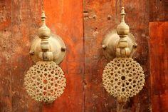 moroccan door handle    http://us.123rf.com/400wm/400/400/aaabbbccc/aaabbbccc1204/aaabbbccc120400180/13077691-traditional-door-handles-to-the-home-in-the-fes-medina-morocco.jpg