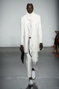 Male Fashion Trends: Miguel Vieira Fall-Winter 2017 - New York Fashion Week