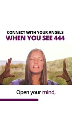 When the angels show you 444, they want your attention. While you can look up what 444 means, know that when you connect to the present moment, and tune in to your heartspace, the space between thoughts and knowing, you may receive intuitive nudges and guidance that are relevant for your personal path. #444 #angelnumber#numerology What Does 444 Mean, Angel 444, 444 Meaning, Seeing 444, Angel Show, Your Guardian Angel, Angel Numbers, Spiritual Guidance, Numerology