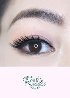 edb0c7a4cc6 AOA Studio Eyelashes - Rita – Shop Miss A Natural Eyelashes, Fake Eyelashes,  False