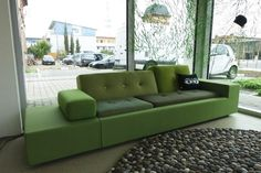 Joop sofa loft in leder lofts - Joop loft sofa ...