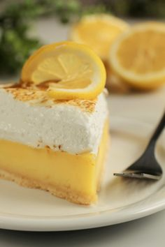 Lemon Pie Recipe - Easy Pie Recipes