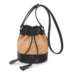 Essie Black Cork Bucket By Pixie Mood | Liv & Charlie | Liv & Charlie | Shop In Store Or Buy Online