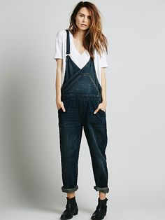Free People Surplice Overall at Free People Clothing Boutique