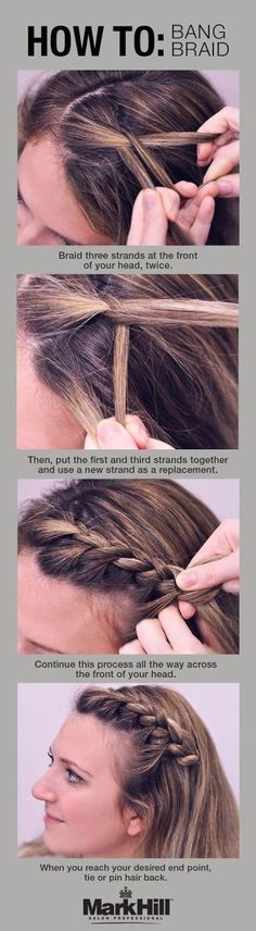 18 Ingenious Hair Hacks For The Gym #HairStyles