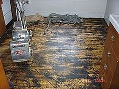 How To Remove Paper Glue From Hardwood Floors This Is
