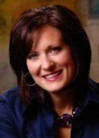Lysa Terkeurst...has the amazing ability to make God's word relative to today and my daily struggles.