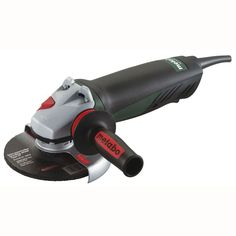 Metabo 120-Volt 9.6 Amp 5 in. Pro Series Paddle Switch Angle Grinder