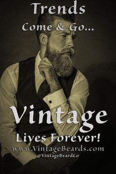 Trends Come & Go... Vintage Lives Forever!