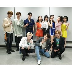 Nct dream x Taemin x Red Velvet