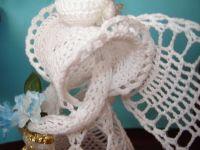 Velký anděl Crochet Hats, Patterns, Crocheting, Knitting Hats, Block Prints, Pattern, Models, Templates