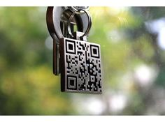QR steel tag / business card by Dimmulain on Shapeways. Learn more before you buy, or discover other cool products in Other. 3d Printing Business, 3d Printing Diy, 3d Printing Service, Quality Printing, Business Card Design, Business Cards, 3d Printing Machine, Code Art, 3d Printer Designs