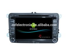 2din auto dvd gps with Android 4.2system for VW GOLF(MK5/6)
