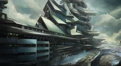 Space viking homeplanet by Tryingtofly