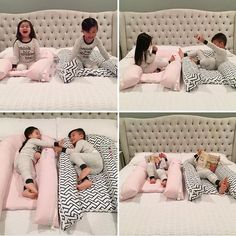 The DockATot Grand is the ultimate snuggling spot for toddlers. The safe and breathable bumpers keep kids snuggled into their beds. Perfect for crib to bed transition. Visit DockATot.com for more info and to buy.