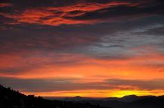 Sunrise over Popova Shapka - Shar planina Trail Races, Macedonia, Trail Running, Travel Inspiration, Sunrise, Clouds, Celestial, Outdoor, Outdoors