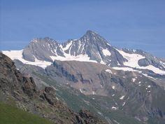 Großglockner 3798m  Ligging: Karinthie, Tirol / Oostenrijk   Hohe  in Tauern    ALPEN