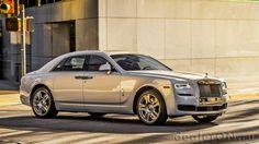 Первый тест-драйв Rolls-Royce Ghost серии II 2015   Новости автомира на dealerON.ru