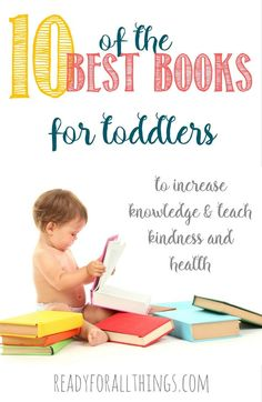 These books are absolute must-haves for your toddler's library! My boys love them! Nurture your little one's love of reading with fun adventures learning new skills. Babies and preschoolers are sure to enjoy these great stories for little ones.