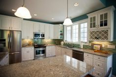 Gorgeous kitchen remodel in the DE area.