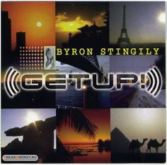 Byron Stingily - Get Up