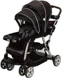 "Graco Ready2Grow LX Stand & Ride Stroller - Metropolis - Graco - Babies ""R"" Us"