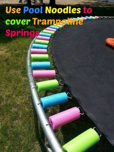 Creative Uses Of A Pool Noodle In Summer - Family Review Guide