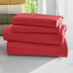 Florence 300 Thread Count Sheet Set