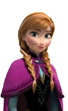 Princess Anna [2013] from Disney Frozen