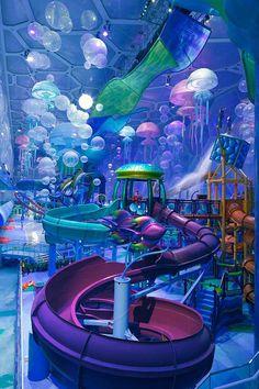 まるで海底の楽園のような北京のウォーターパーク!北京 観光・旅行のおすすめ!