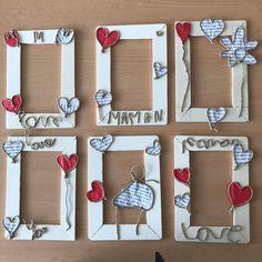 Valentine Crafts For Kids To Parents ; Valentine Crafts For Kids Preschool Valentine Crafts, Diy Valentines Cards, Valentines For Kids, Kids Crafts, Valentine's Cards For Kids, Bunny Crafts, Frame Crafts, Mothers Day Crafts, School Kids