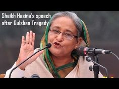 Liked on YouTube: Prime Minister Sheikh Hasina's speech after Gulshan Tragedy Dhaka Hostage 7/2/2016