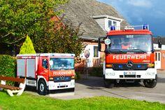 Art-EFX-Substation as Mini Fire Truck in Risum-Steege,  #artefx, #murals, #muralpainting, #streetart, #graffitiauftrag, #substation, #illusionsmalerei, #firetruck, #firefighter, #feuerwehr,