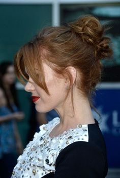 Isla Fisher Photos - 'Now You See Me' Screening in Hollywood — Part 2 - Zimbio #weddinghairstyles