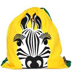 COQ EN PATE-Sacca Zebra – RocketBaby.it