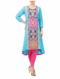 Rang Ja Eid Collection of Colorful Women Dresses & New Styles of Kurtis For…