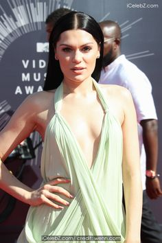 Jessie J The 2014 MTV Video Music Awards at The Forum http://icelebz.com/events/the_2014_mtv_video_music_awards_at_the_forum/photo29.html