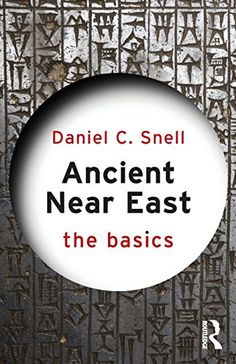"""Routledge's series """"The Basics"""" opens the doors to all people to explore the basics of certain topics. Daniel C. Snell, the L. J. Semrod Presidential Professor of History at the University of Oklahoma, has an interest in not only technical books but also accessible books. Hence, he was well qualified to write the basics of the ancient Near East. The accessibility of the book is, after all, one of its most outstanding achievements. (Review by William Brown)"""