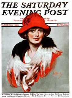 Saturday Evening Post - 1923-03-03