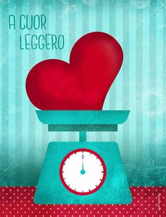 A cuor leggero · Piperitadesign #illustrazione #cuore #heartillustration Woman Power, Powerful Women, Digital Illustration, My Arts, Clock, Wallpapers, Graphic Design, Drawings, Quotes