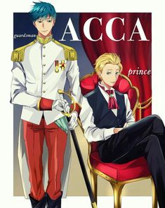 ACCA Inspection Dept nino and jean Me Me Me Anime, Anime Love, Yukine Noragami, Good Wife, Cosplay Costumes, Manhwa, Anime Art, Fandoms, Princess Zelda