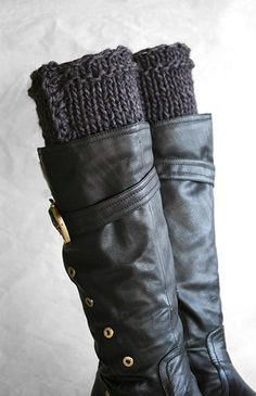 Womens boot cuffs, Boot cuff, Boot toppers, Knit boot socks, Boot cuffs,  Knit boot socks