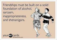 especially shenanigans. :)