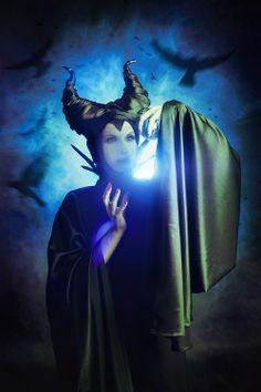 Maleficent from Sleeping Beauty #disney #sleepingbeauty #cosplay #maleficent