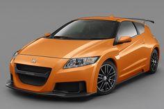 Honda CRZ RR by Mugen – Track Ready Hybrid